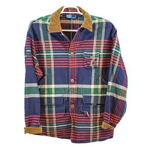 Vintage Polo Ralph Lauren Field Hunting Jacket EUC